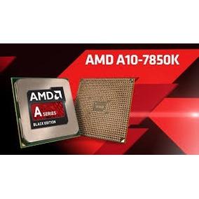 Procesador Amd Apu A10 7850k Black Edition