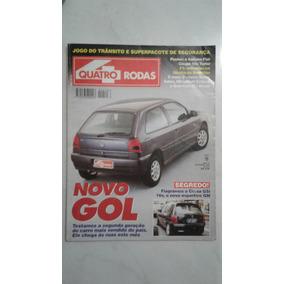 Revista 4 Rodas De Setembro De 94