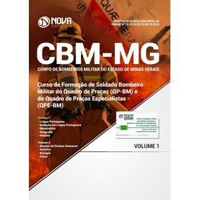 Apostila Cbm-mg - Soldado Bombeiro Militar