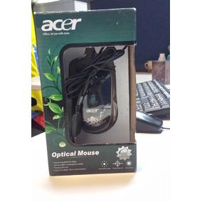 Mouse Optical Usb Acer 1200-dpi Color Negro (nuevo)