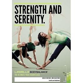 Les Mills Body Balance Bodybalance Mix 60 Envio Hoy