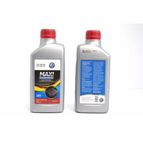 Óleo Castrol Maxxi 5w40 Original Vw 100% Sintético G053553r2