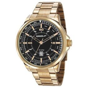 Relógio Speedo Masculino Analógico 15003gpevds1 Dourado
