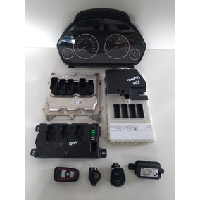 Kit Módulo De Injeção Bmw 320i Active Flex 2.0 Turbo 2015