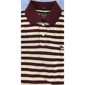 Camisetas Tipo Polo Abercrombie - Ropa y Accesorios en Mercado Libre ... c05ecc678d