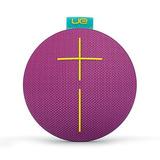 Parlante Logitech Bluetooth Ue Roll Violet/aqua 984-000547