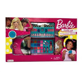 Barbie Maquillaje Make Up Desplegable 5506 Licencia Mattel