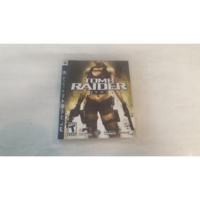 The Tomb Raider Underworld - Ps3 - Original Fisica