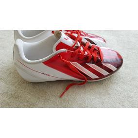 Chuteira Adidas F5 Futsal Adultos Campo - Chuteiras no Mercado Livre ... c0ffff2b0c41f