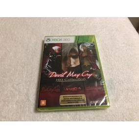 Devil May Cry Hd Collection Remasterizado Lacrado