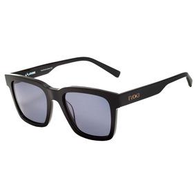 c73711abcd082 Evoke Uprise Ds1 - Óculos De Sol A01 Black Shine  Gray