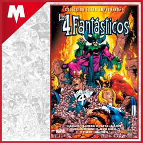 Los 4 Fantasticos Vol. 1 Marvel Panini Español Nuevo
