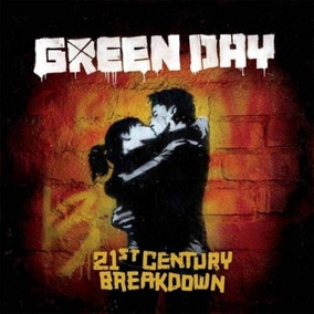Vinilo Green Day 21 St Century Breakdown 2 Lp Nuevo En Stock