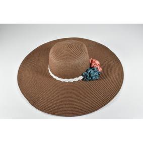 d586477466 Sombreros Para Mujer Para Sol - Gorros y Sombreros Marrón oscuro en ...