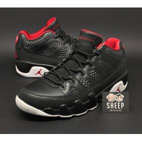 0f42782ad56 Tênis Nike Air Jordan 9 Retro Low Bred - Nba Basquete Lebron