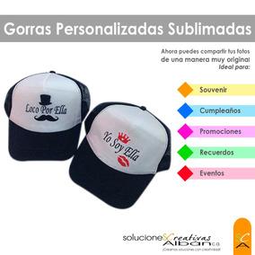 Gorras Personalizadas Sublimadas Estampada Como Tu Quieras 362a035c5f9