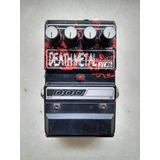 Pedal Para Guitarra Dod Death Metal Fx86 * No Se Si Funciona