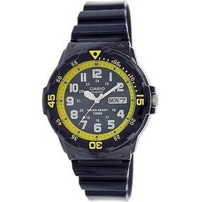 3c03577e91d1 Tienda oficial. Casio Base Mrw200hc-2bv Cuarzo Plástico Azul Sport Watch De