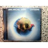 Jean Michel Jarre Oxigen Cd Sellado