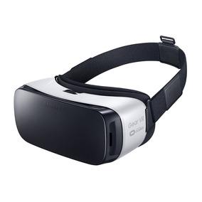 Samsung Gear Vr (lentes De Realidad Virtual) Color Blanco