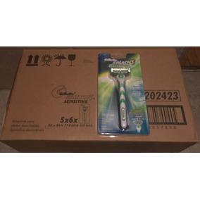 Gillette Mach3 Sensitive Caja Con 30 Unidades e629b1978630