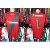 Vasco Da Gama 2010 Camisa De Goleiro Tamanho G Número 1. be94dd64c81bc