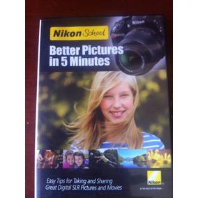 Dvd Melhores Fotos Em 5 Min - Nikon Better Pictures In 5 Min