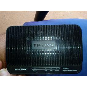 Modem Roteador Adsl2+ Modelo Td-8816