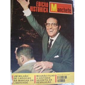 Manchete Abr 64 Edição Histórica Especial Da Revolução De 64