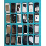 Lote Com 24 Celulares Nokia 5230 E 5233 (leia A Descrição)