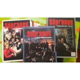 Serie Los Soprano Dvd