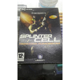 ** Splinter Cell Pandora Tomorrow Para Tu Pc **