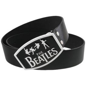 Cinto Fivela Beatles Couro Sintético Tamanho 40 42 44 46 48 fcae978df6a