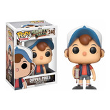 Funko Pop Gravity Falls Dipper Pines #240 En Stock