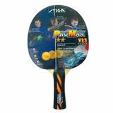 Raqueta Tenis Mesa Promax 2start Stiga Con Bolso Rojo / Azul