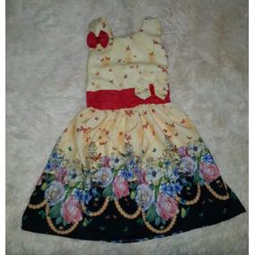 Vestidos Florais Sem Tema E Sem Manga 1 Ao 10