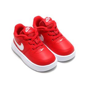 7d9ccfde9 Air Force Camuflaje - Zapatillas Nike Urbanas Rojo en Mercado Libre ...