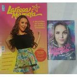 59906583efb5f Kit Poster +livro Larissa Manoela O Mundo De Larissa (novo)