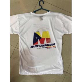 Camiseta Publicitaria Color Blanco