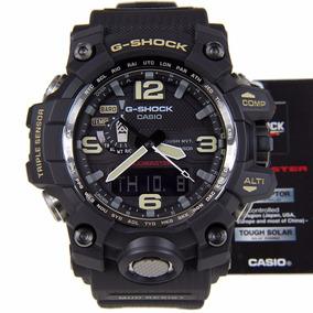Relógio G-shock Gwg-1000-1a1 Master Of G Mudmaster