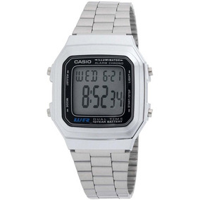 4d14b9244567 Reloj Casio Illuminator Digital C pulsera Plateada P hombre