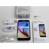 Samsung Galaxy S6 Sm-g920t1 32gb Negro (metropcs) Marca De S