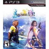 Final Fantasy X/x-2 Hd Remaster Ps3 Digital Gcp