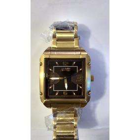 00e931d16b5 Relogio Chili Beans Digital Quadrado Dourado - Relógios De Pulso no ...
