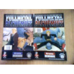 Fullmetal Alchemist -hiromu Arakawa- 10 Revistas -de 21 A 30