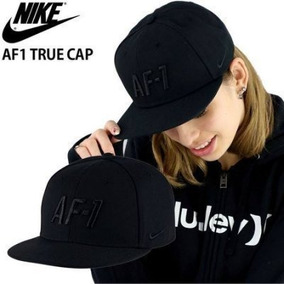 Gorra Nike True Af1 Air Force Snapback Unisex 891298 010 6e4795b8ea5