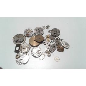 Relojeria Subasta De Repuestos Antiguos Lote D9