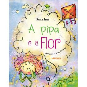 Livro - A Pipa E A Flor