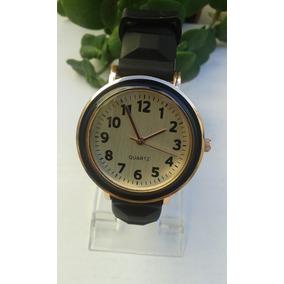 Reloj Mujer Pulsera Brazalete Deportivo Silicona Colores