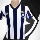 32340e0c17 Camisa Retro Botafogo 1980 no Mercado Livre Brasil